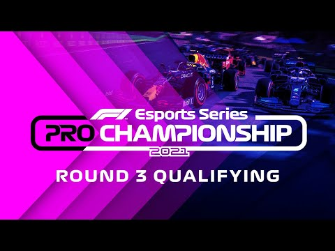 2021 F1 Esports Pro Championship: Round 3 Qualifying