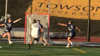 Towson Women's Lacrosse 2016 Highlights