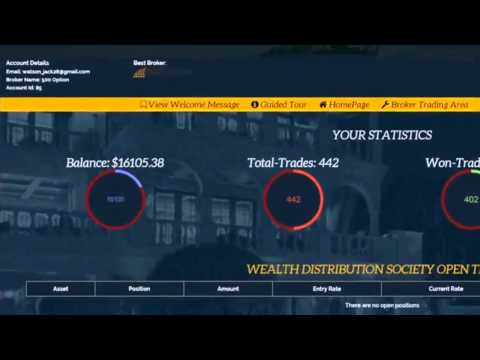 Wealth Distribution Society Review - Automated Trade With The Society