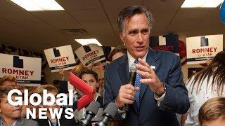 Midterm Elections: Former presidential candidate Mitt Romney wins Utah Senate seat