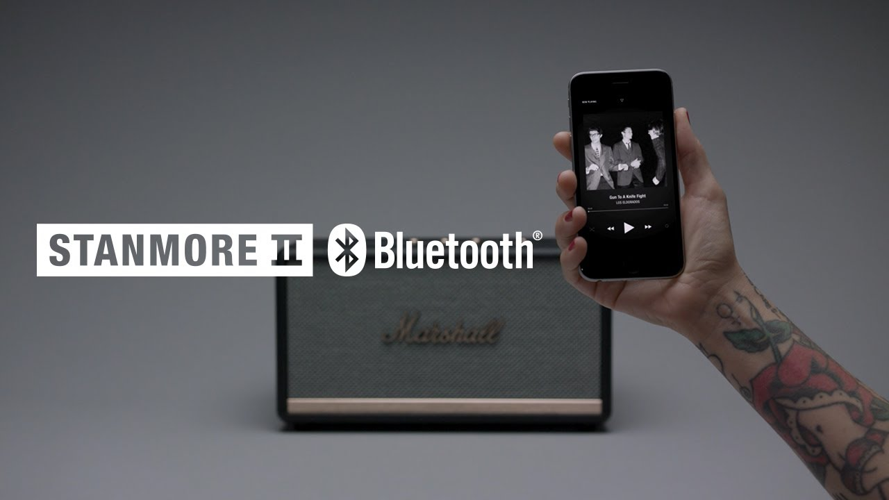 Marshall - Stanmore II Bluetooth - Full Overview - YouTube 027590c838846