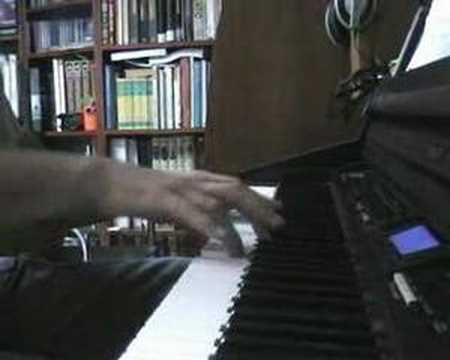 how to play layla eric clapton piano