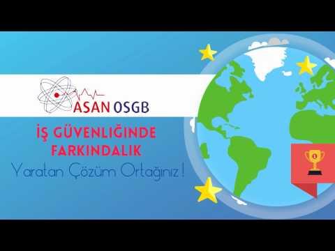 Asan OSGB Tanıtım Videosu
