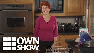 How to Wash Dirty Baseball Caps | #OWNSHOW | Oprah Online