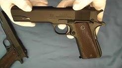 WW 2 Union Switch & Signal Model 1911A1 Pistol .45 ACP