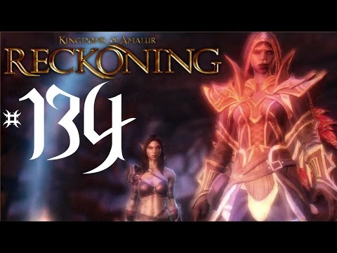 Kingdoms of Amalur: Reckoning ⌠PS3⌡ - Part 134 Missing Colleague