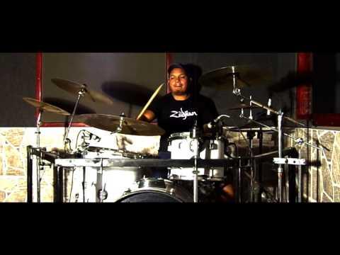 Sandro Lins - Alien Ant farm - Smooth Criminal Drum Cover