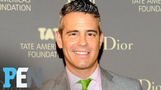 How Andy Cohen's Quest To Lose 'Gold Star Gay' Status Almost Ended With Threesome | PEN | People