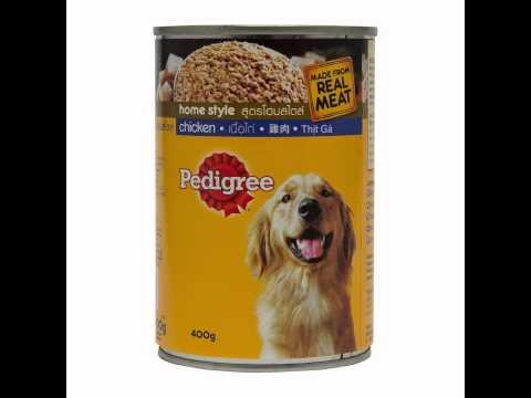 อาหารสุนัข Pedigree Home Style Chicken (400g)