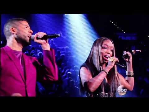 2015 Billboard Awards - Empire Cast Sings Conqueror & You're So Beautiful