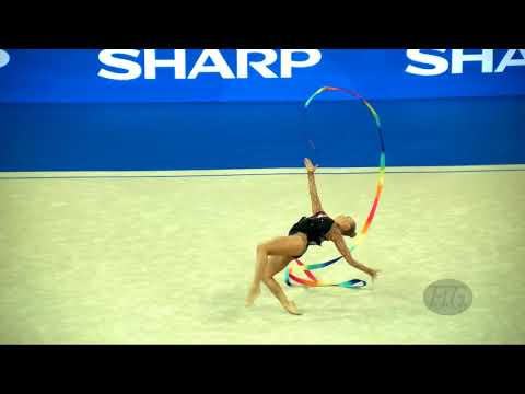 SWENSEN Emilie (NOR) - 2017 Rhythmic Worlds, Pesaro (ITA) - Qualifications Ribbon