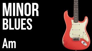 Cover images A Minor Blues - Backing Track