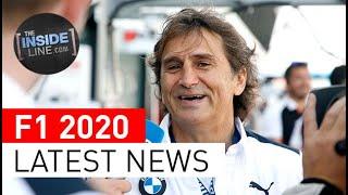 LATEST F1 NEWS: Alex Zanardi, Lewis Hamilton, Ferrari, Renault