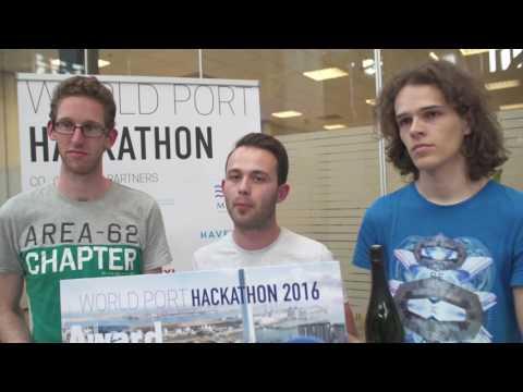 Port Innovation Lab - Discovery Day: team OBILytics