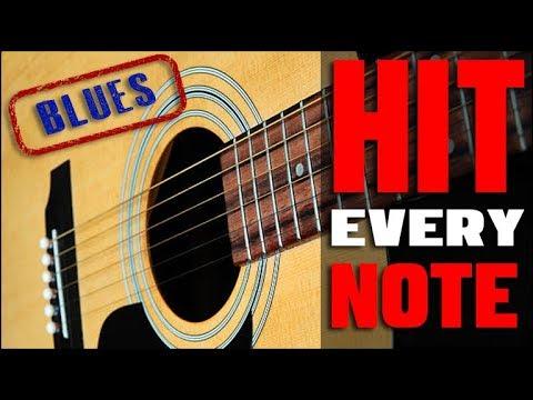 Essential Blues Technique - Hit Every Note (feat. LIGHTNIN' HOPKINS LICKS)