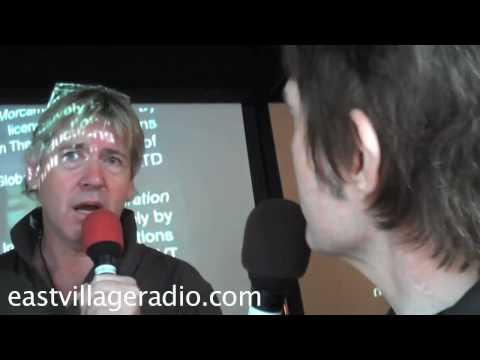 Steve Lillywhite on Atlantic Tunnel