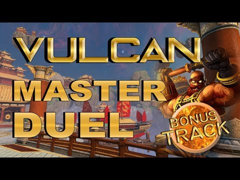 SMITE! Vulcan, El buscaba la presion pero... Torreta!!Bonus Track! Master Duel S4 #59