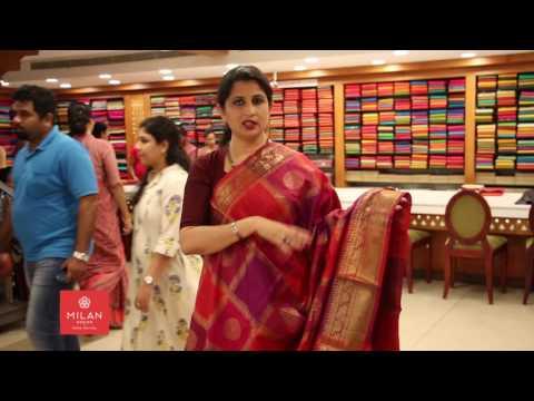 Banarasi Saree - Be a Classy Woman with Milan Sarees
