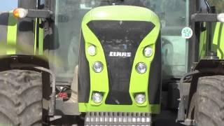Claas Arion 620 w akcji ! Agro-Serwis.