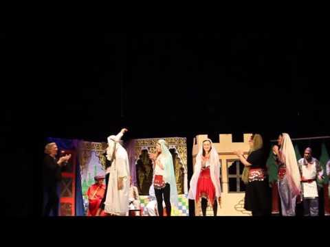 La Bella Zulema. Teatro de Armilla 25/11/2016