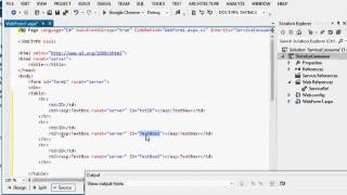 Insert Delete Update Select Using Web Service and Stored Procedure Using ASP.NET