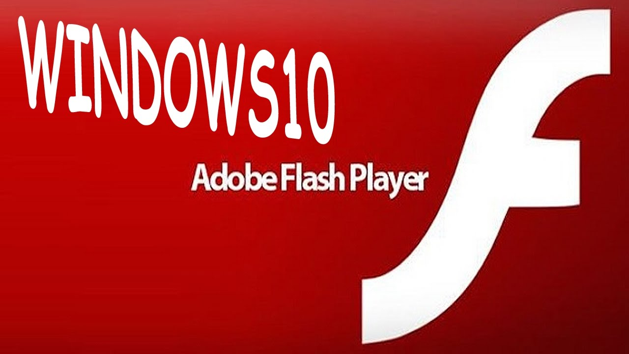 Windows 10 How to Download & Install Adobe Flash Player ...