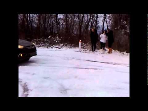Hyundai ix35 on SNOW Zapada part II