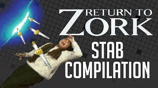 [Return to Zork] STAB COMPILATION