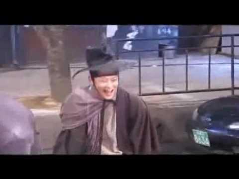 강동원 Gang dongwon チョンウチ(田禹治)メーキング