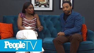 Chiwetel Ejiofor Said The Camerawork In 'Children Of Men' Was 'A Miracle, Really' | PeopleTV