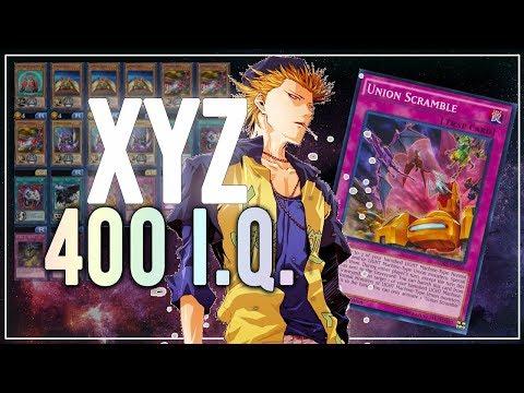 [Yu-Gi-Oh! Duel Links] 400 IQ PLAY | XYZ Union Scramble | *50000*