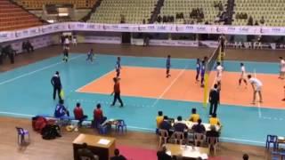 Чемпионат Азии отрывки волейбол