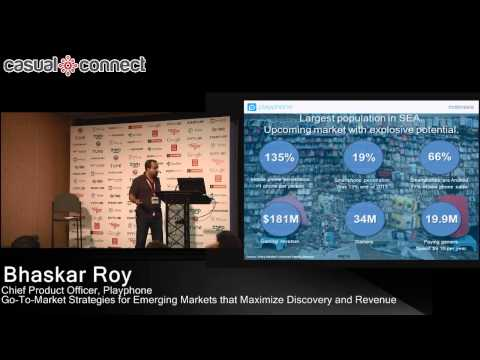 Go-To-Market Strategies for Emerging Markets | Bhaskar Roy