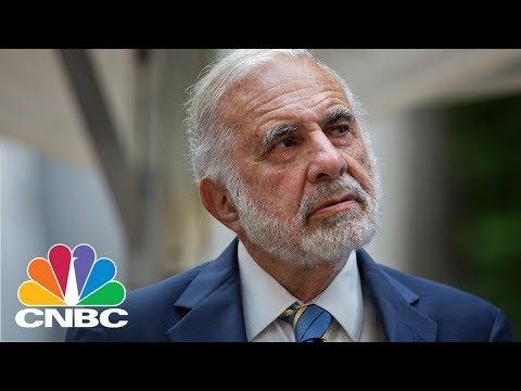 Billionaire Investor Carl Icahn On Market Volatility | CNBC
