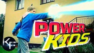 POWER KIDS, przygodowy science fiction PL