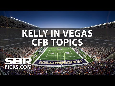 College Football Picks with Kelly In Vegas | Two Favorites, One Dog Worth a Look