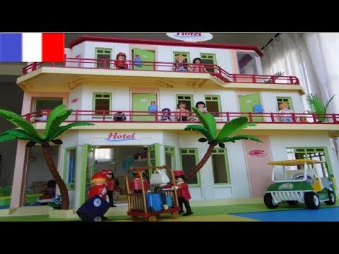 Playmobil Summer Fun Hotel 5265 Ferienhotel
