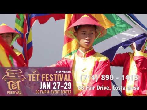 UVSA Tet Festival 2017 Commercial (Vietnamese)