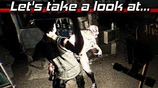 Under The Rain - Alpha Demo Gameplay (3rd Person Survival Horror)