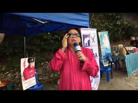 IG Kena Hack, Azwan Ali Berkempen Agihkan Rendang Tepi Jalan