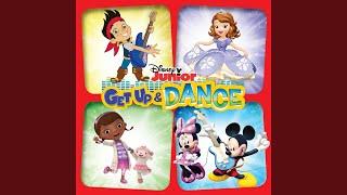 Get Up and Dance (Sheriff Callie &amp Minnie VersionKaraoke Instrumental)