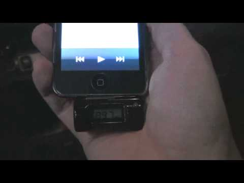iPod Car FM Transmitter & Charger - Cheap Yet Awesome eBay Deal