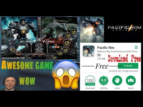 How To Download Pacific Rim Game In Android For Free (100% Proof)