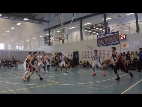 Lucas Meyring Sophomore Year Basketball Highlights 2016-17