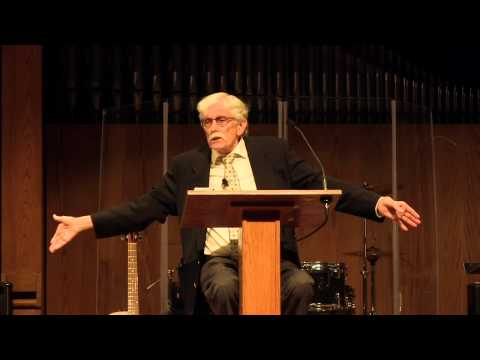 TEDS Chapel: A Way in the Wilderness | Dr. Grant Osborne (Sept 9, 2014)