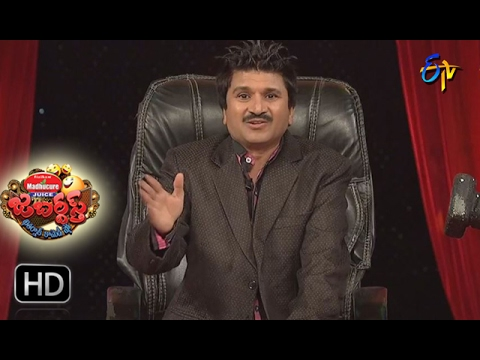 Rocket Raghava Performance | Jabardsth | 9th February 2017| ETV  Telugu