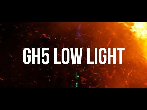 Lumix GH5 in