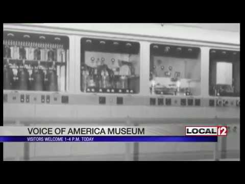 Voice of America Museum celebrating 75th anniversary of first broadcasts