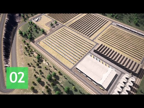 Cities Skylines: Wayside Valley - Ep.2/Pt.1: The Power Plant