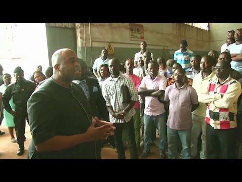Gabon, Les conséquences de la crise pétrolière à Port-Gentil
